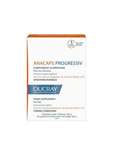 Ducray DUCRAY Anacaps Progressiv 30 Kapsül Renksiz